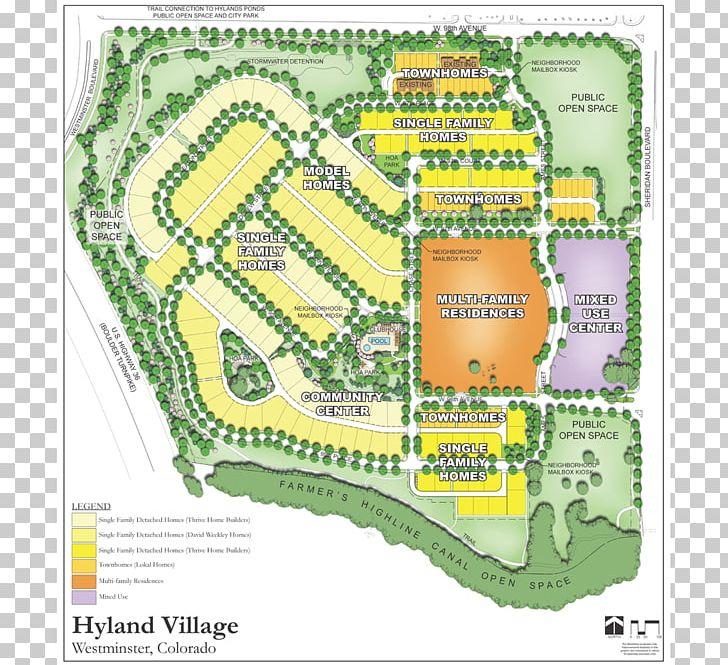 Neighbourhood area plan home. Neighborhood clipart residential community