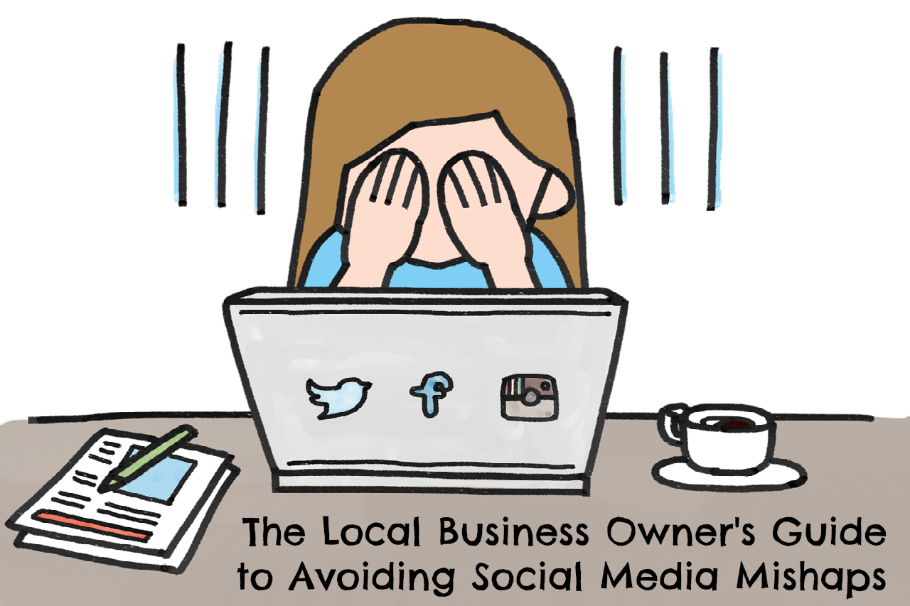 The local business owner. Neighborhood clipart social