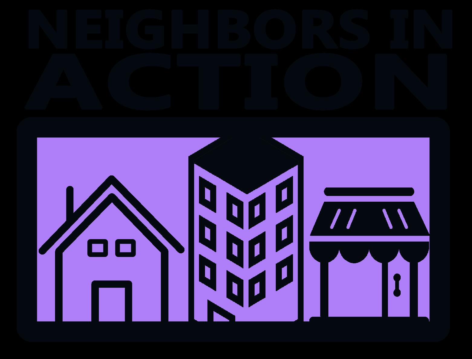 Neighborhood clipart street address. Neighbors in action minneapolis