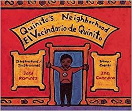 Quinito s el de. Neighborhood clipart vecindario