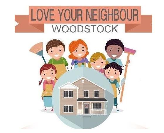 Neighbors clipart love. Your neighbour week heart