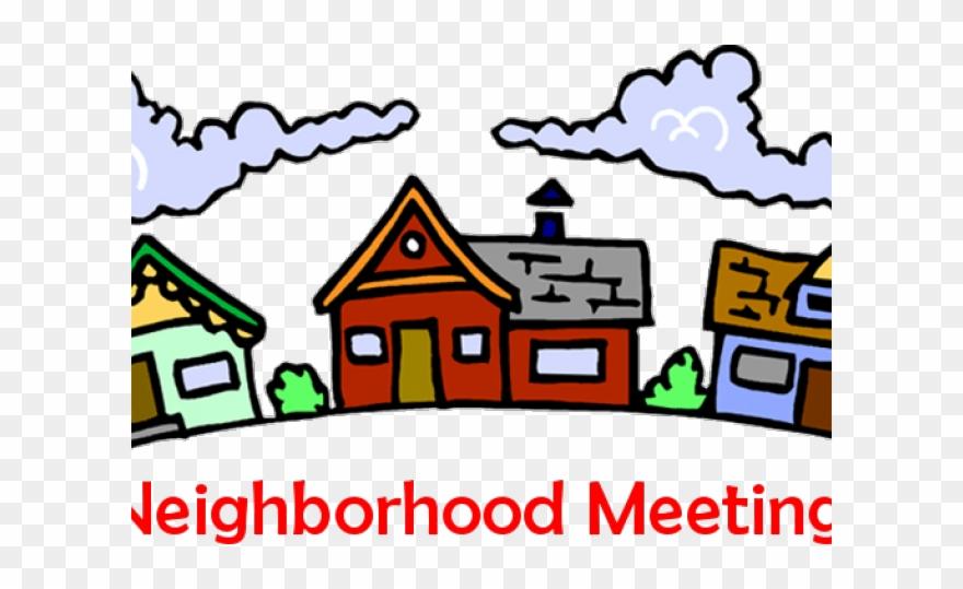 House national good neighbor. Neighbors clipart neighborhood meeting