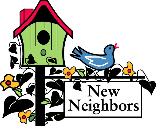 Neighbors clipart neighborhood party. Cliparts free download best