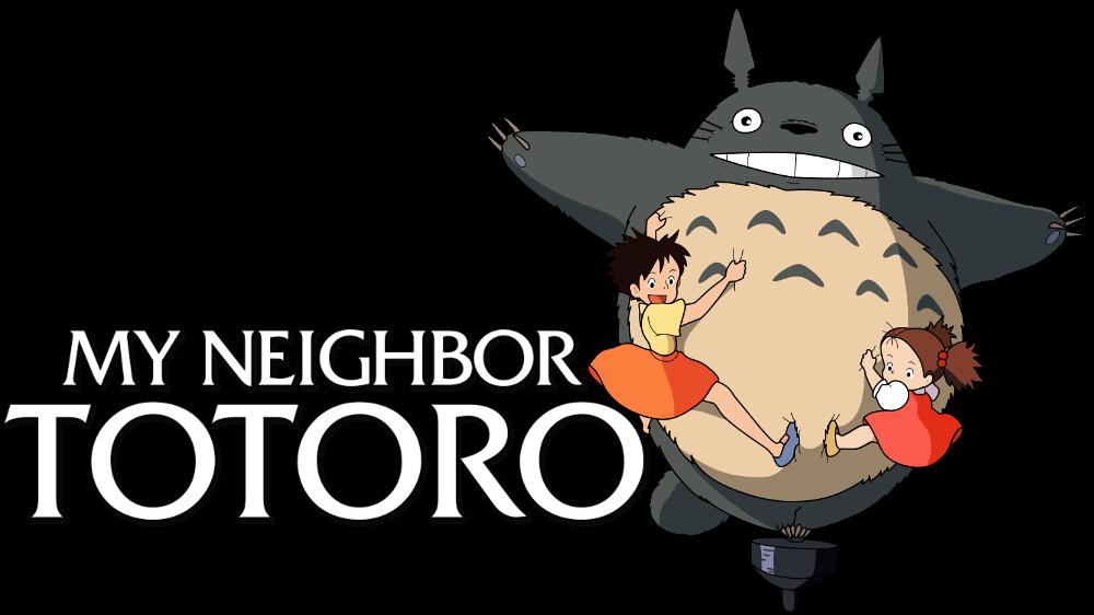 My neighbor totoro movie. Neighbors clipart transparent