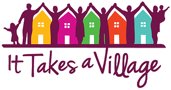 It takes a to. Neighbors clipart village