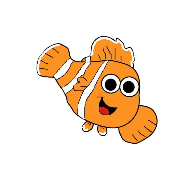 Nemo clipart. Free panda images clip