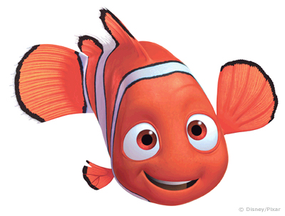 Nemo clipart. Disney