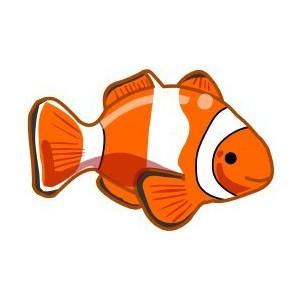 Free clownfish cliparts download. Nemo clipart clown fish