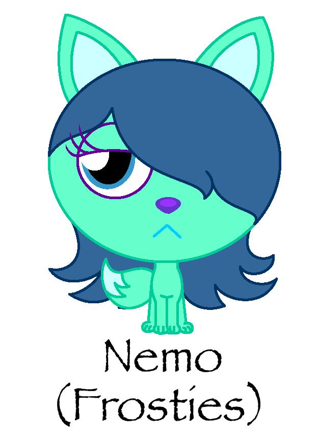 Image bluiethefoxoid moshling oc. Nemo clipart destiny