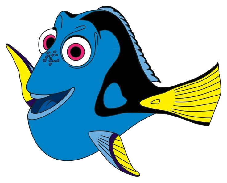 Nemo clipart finding nemo. Dory transparent png azpng