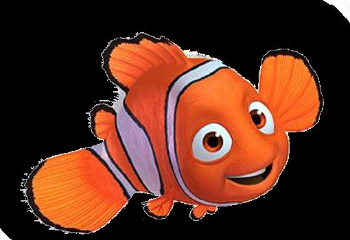 finding clipartlook. Nemo clipart fish fin