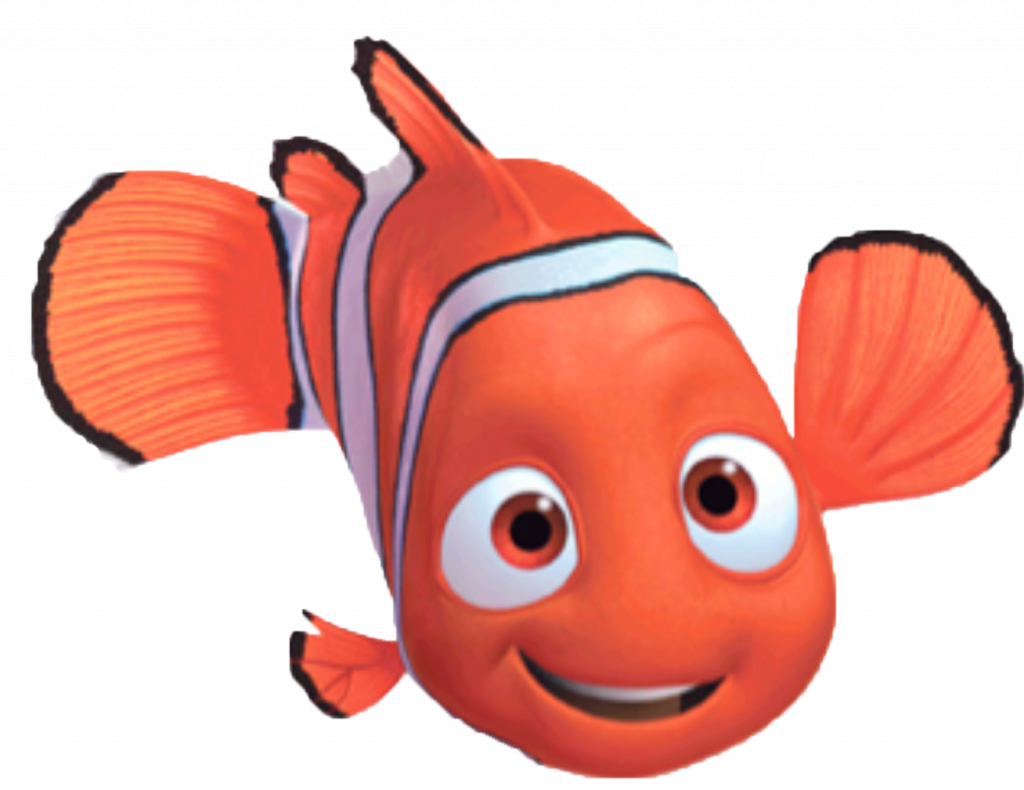 Nemo clipart happy fish. For free download images
