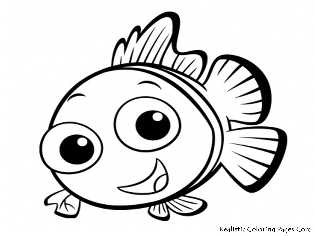 Finding black and white. Nemo clipart ocean