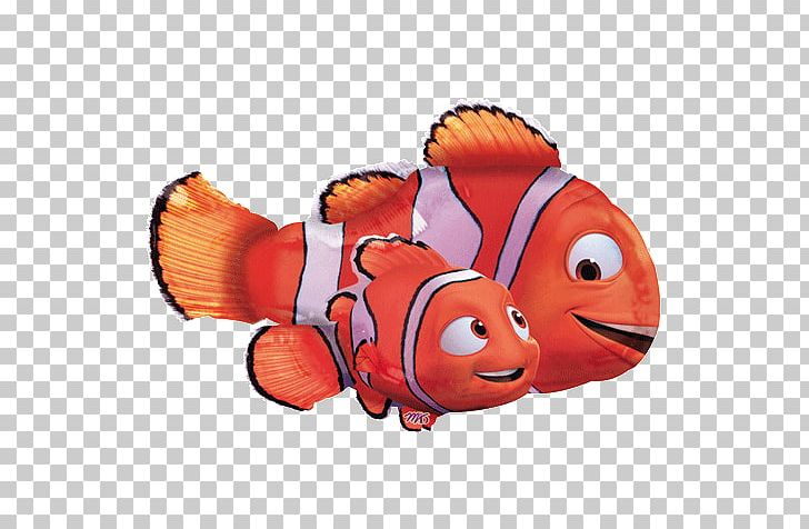 The seas with friends. Nemo clipart red