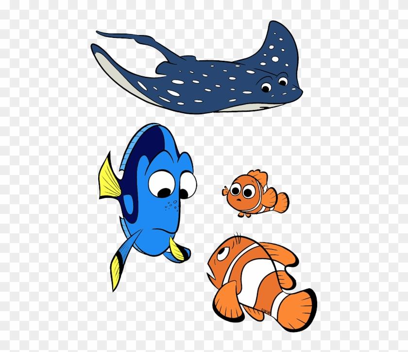 What type of fish. Nemo clipart sheldon