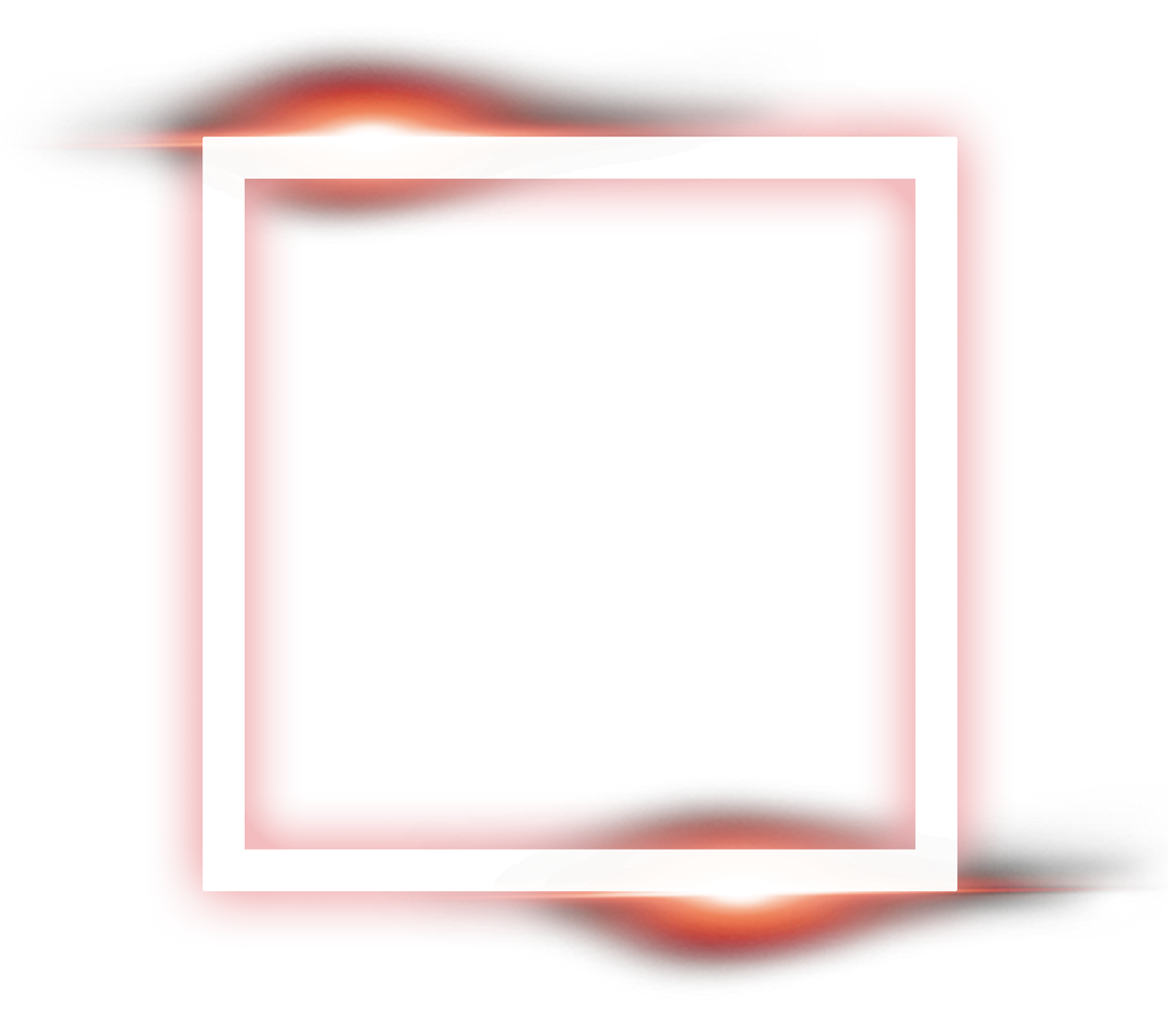 Neon frame png.  for free download
