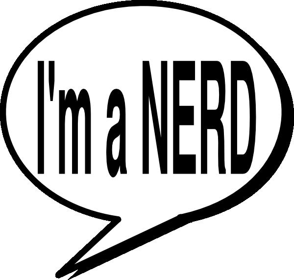 I m a clip. Nerd clipart