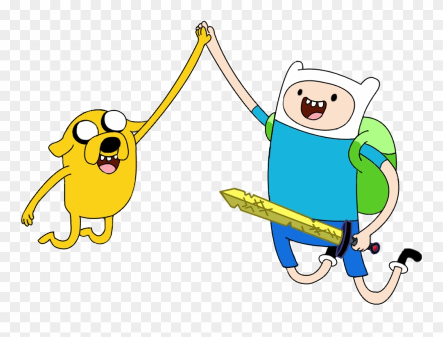 Nerd clipart jumping. Geek jumps finn and
