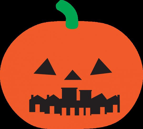 Halloween for planning nerds. Planner clipart nerd