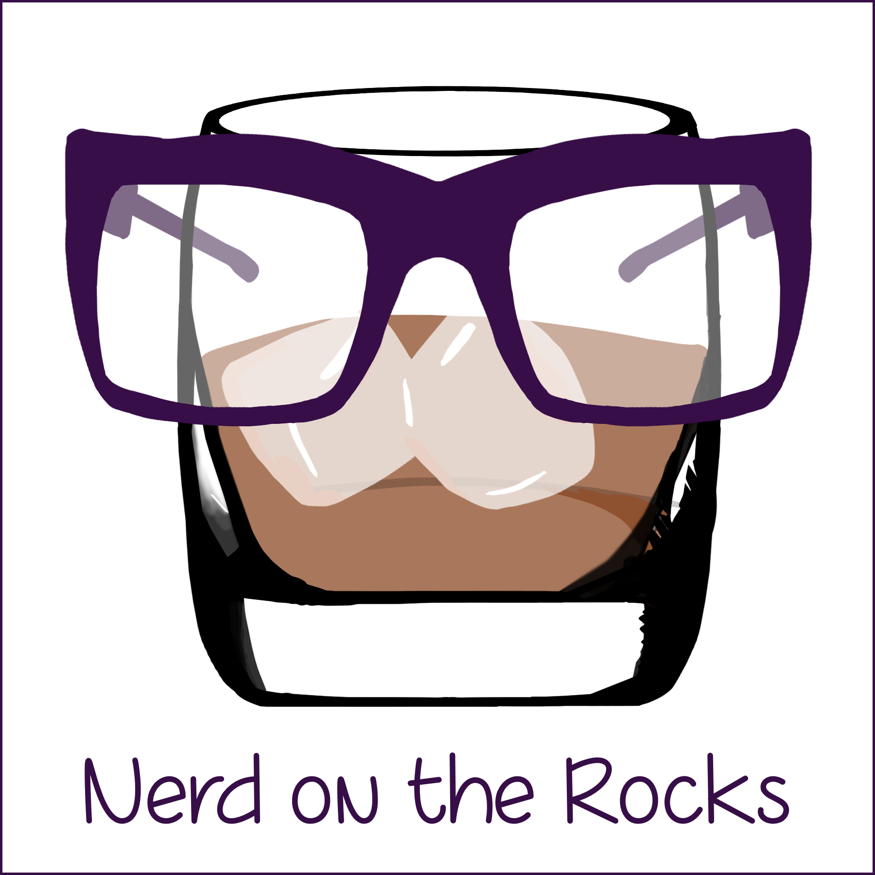 Vision clipart nerd glass. Contact on the rocks