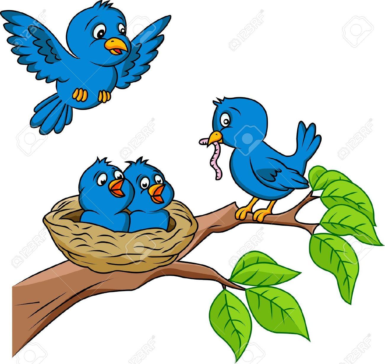 In free download best. Nest clipart baby bird