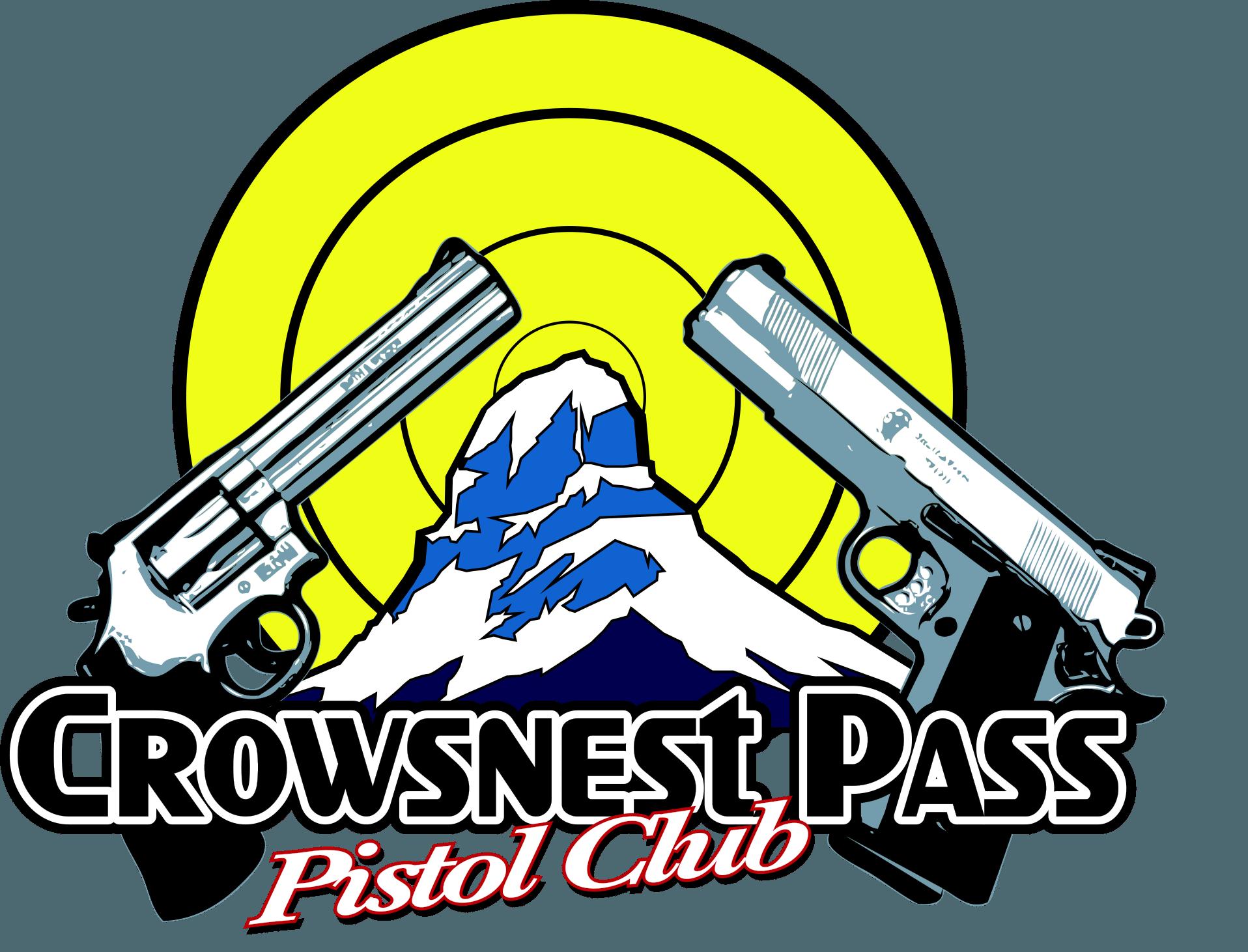 Nest clipart crow nest. Crowsnest pass pistol club