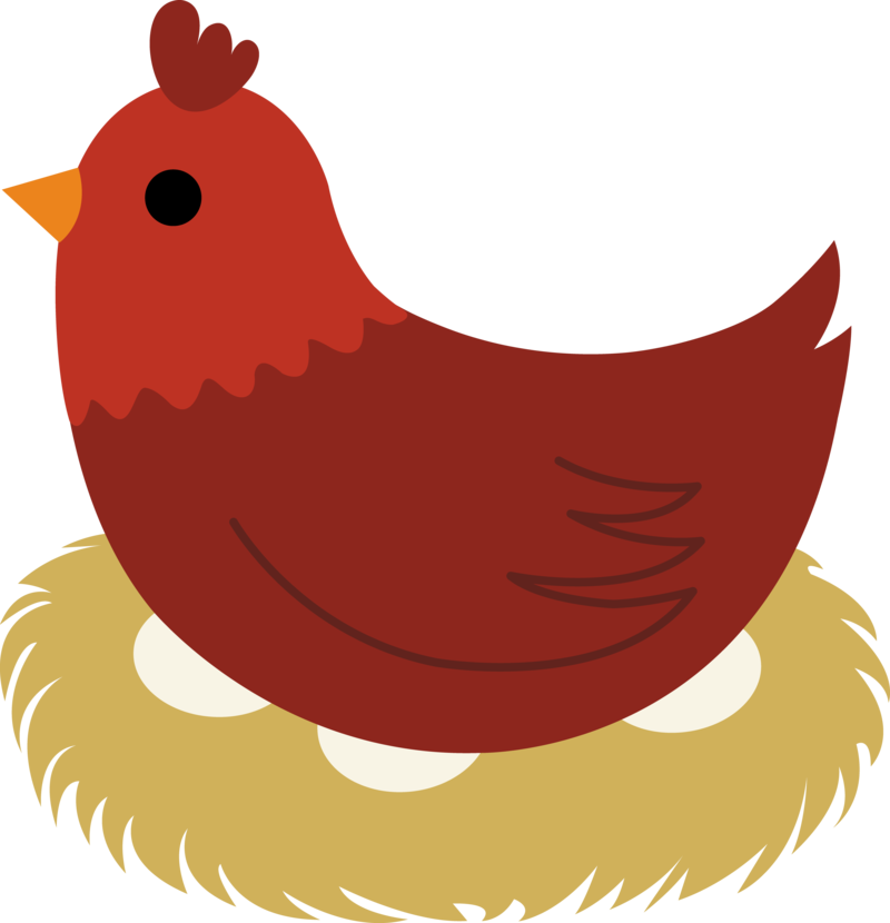 Download free png on. Nest clipart hen nest