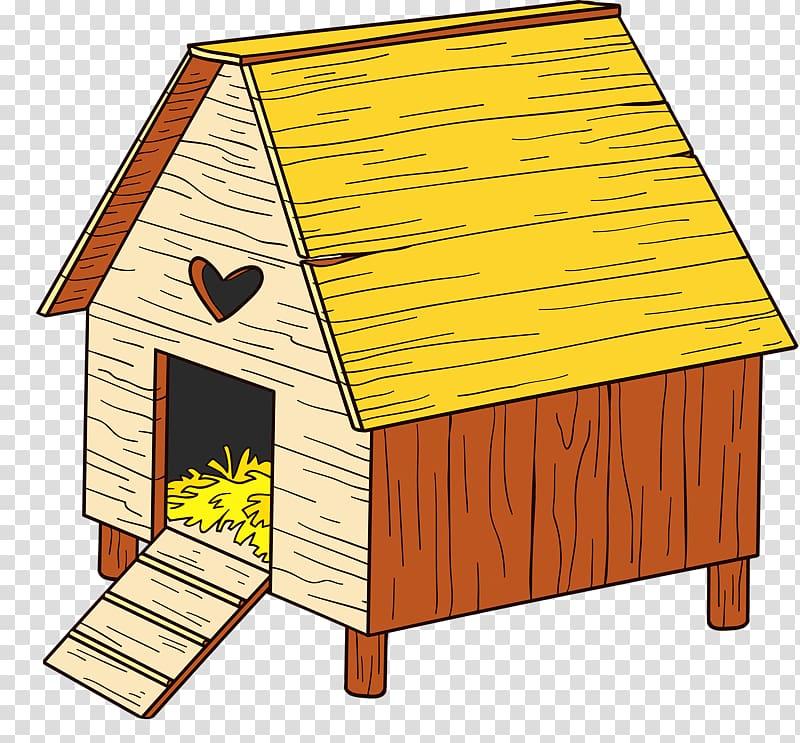 Nest clipart home. Duck cute farm cartoon