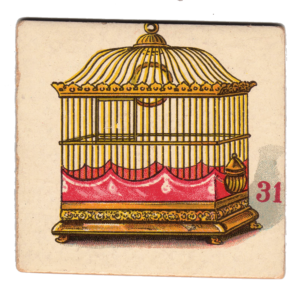 Free Victorian Graphic - Ornate Bird Cage | Graphics fairy, Bird ...