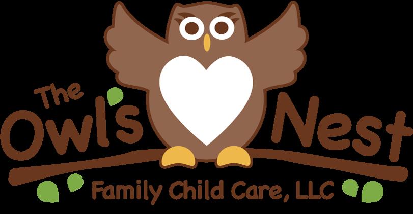 The s family child. Nest clipart owl nest