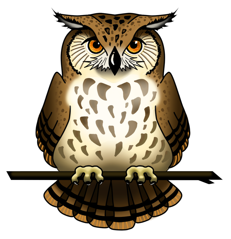 By vernati on deviantart. Nest clipart owl nest