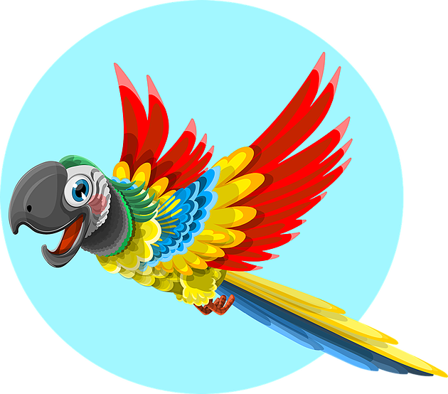Come celebrate with us. Nest clipart parrot nest