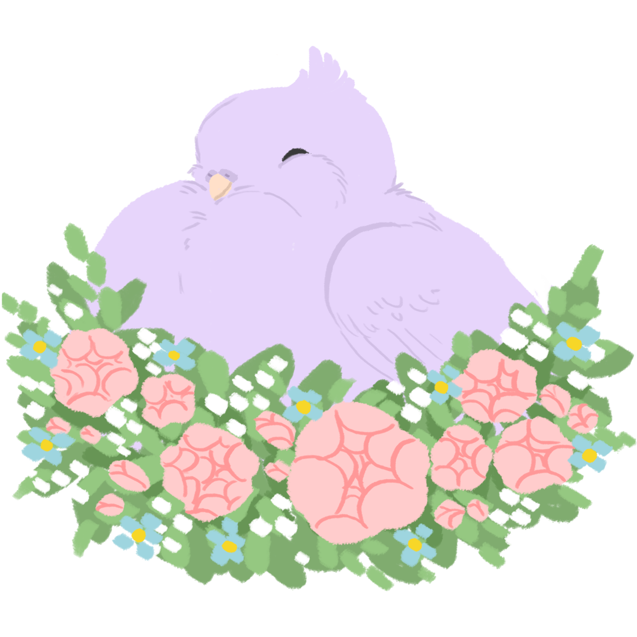 Pudgy pigeons lizzywhimsy have. Nest clipart pigeon nest