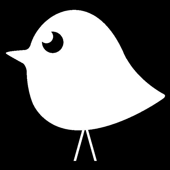 Happy bird white happynestbirdwhite. Nest clipart sparrow nest