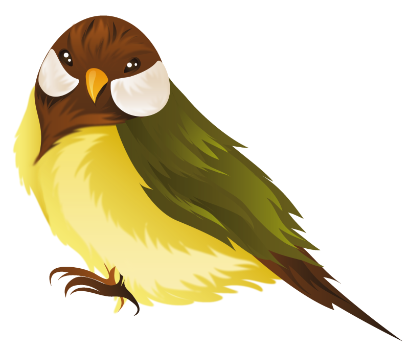 Nest clipart yellow bird. Hubpicture pin
