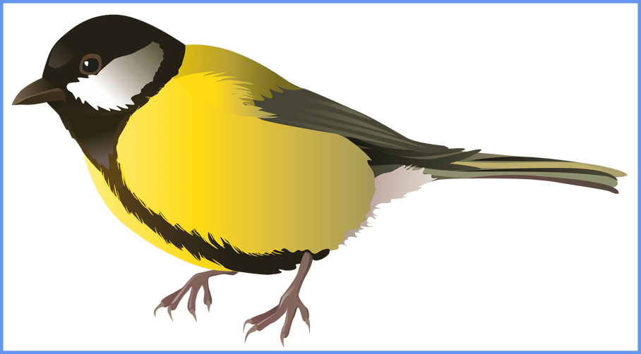 Appealing png cute birdies. Nest clipart yellow bird