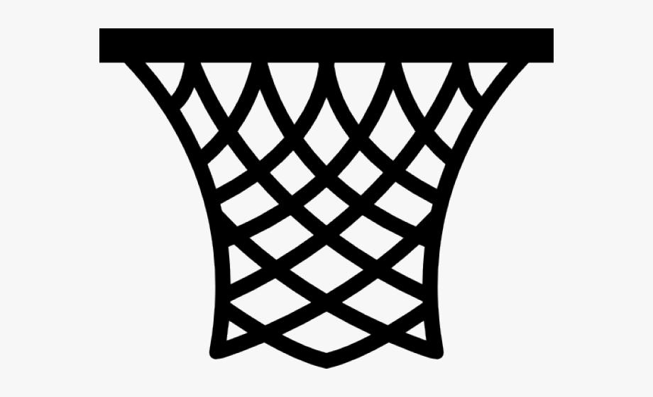 Net clipart basket ball. Basketball clip art