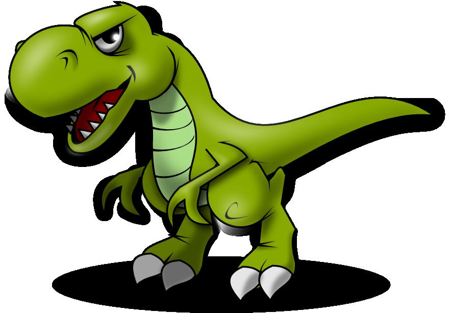 Trex clipart animated. T rex cartoon
