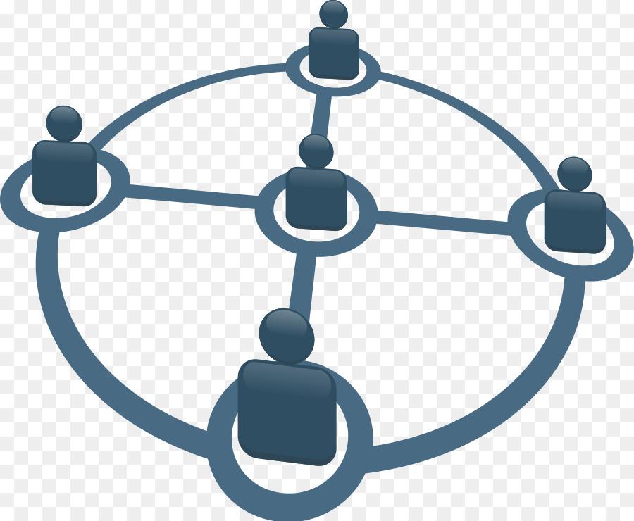 Computer social clip art. Network clipart