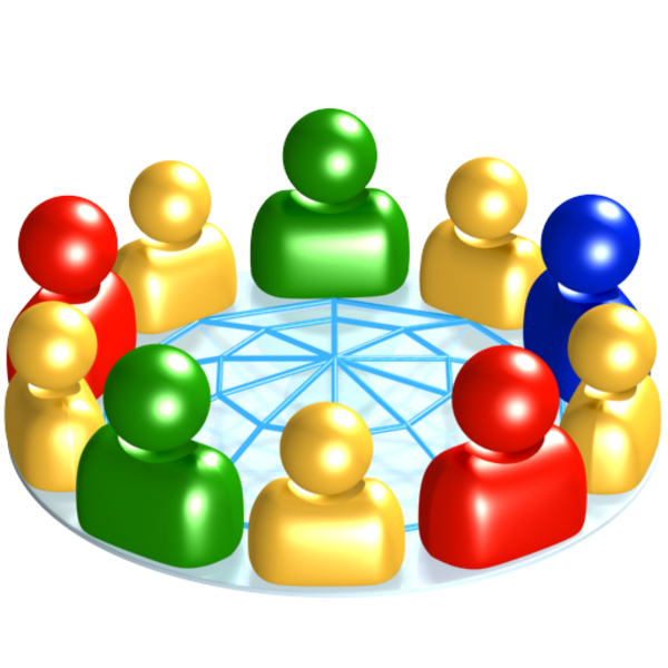 Network clipart community. What is social networking