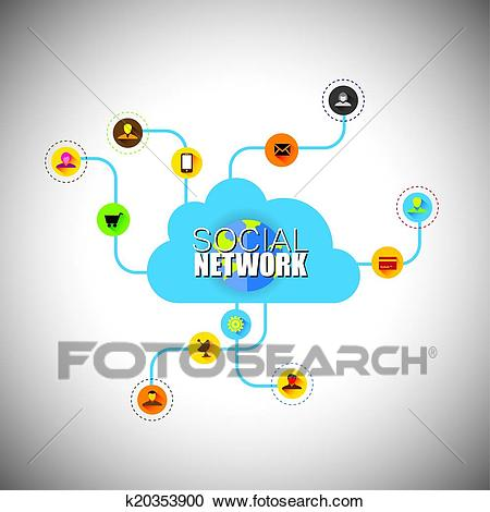 Networking x free . Network clipart customer interaction