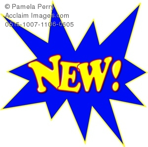 New clipart. Clip art image of