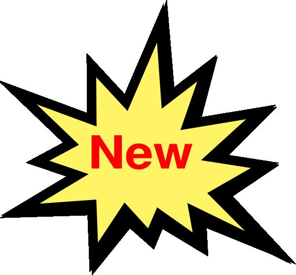 New clipart. Clip art at clker