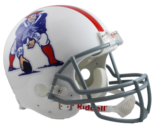 Vsr authentic throwback. New england patriots helmet png