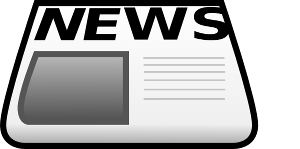 News clipart. Clip art free panda