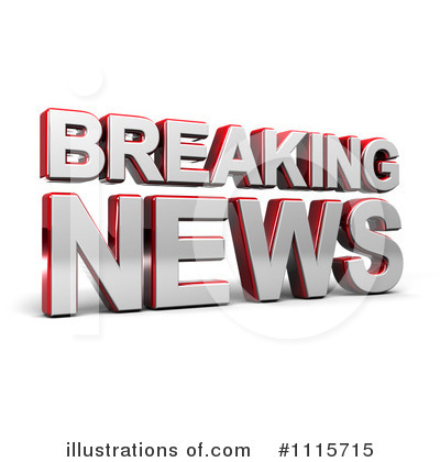 Illustration by stockillustrations . News clipart important news