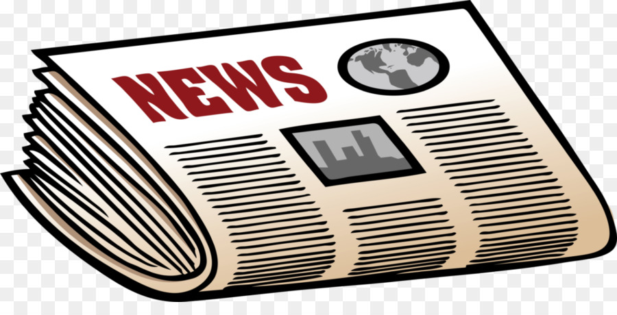 News clipart news paper. Cartoon newspaper illustration