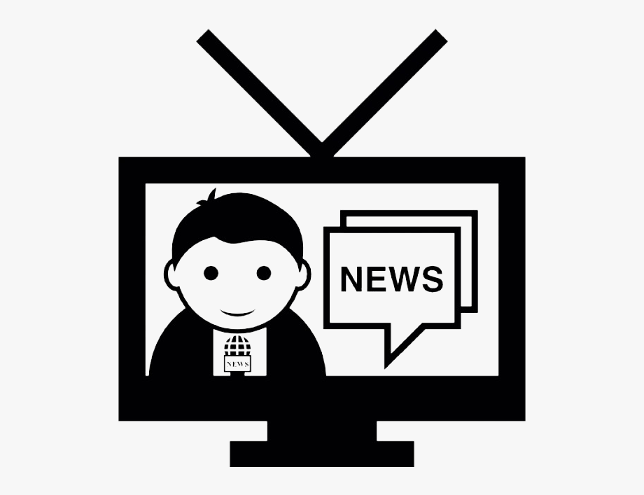 Newspaper sports icon png. News clipart news report