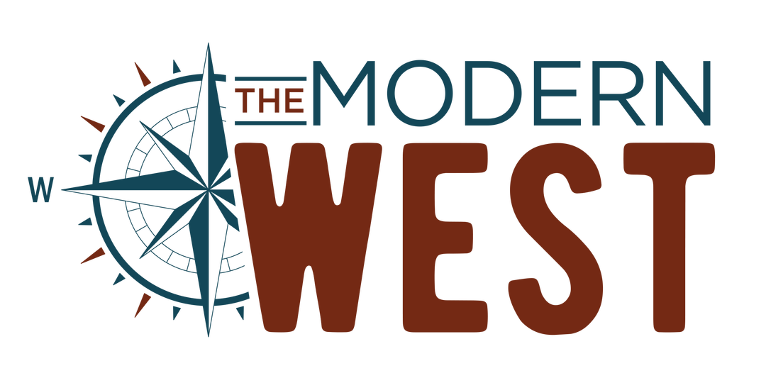 The modern west find. News clipart non fiction