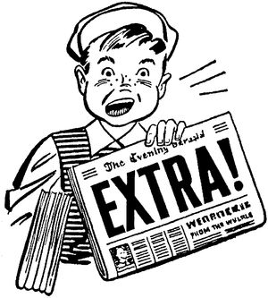 Newspaper clipart editorial. News paper free download